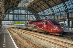 TGV 43220 (Normanton 55E) Tags: tgv 43220 amsterdam centraal paris nord