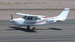 Cessna T210M Centurion N12PF (ChrisK48) Tags: 1977 210 aircraft airplane centurion cessnat210m dvt kdvt n12pf phoenixaz phoenixdeervalleyairport t210