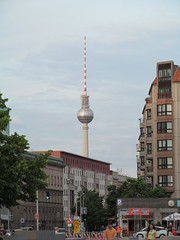 IMG_1907 (fyfester) Tags: summer berlin tower germany july televisiontower 2016