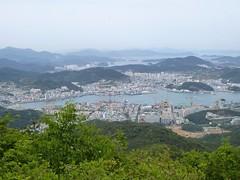 c16-Tongyeong-Mont Mireuksan (5) (jbeaulieu) Tags: montagne coree tongyeong mireuksan