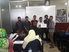 WCM1_D (60) (Community of Physics) Tags: physics electricity magnetism community electromagnetism electrodynamics cp em ced andrew zangwill modern david griffiths purcell edward mills workshop 1st first udvash bgd bangladesh dhaka organization ashiqul islam dip md tomal hossain arafat hossen mehdi hassan forman ullah shaher azad himu samiur rahman mir nishat anjum e b vector gradient grad divergence curl dirac delta helmholtz maxwell ampere gauss coulomb biot savart relativity lorentz albert einstein charge current equation continuity electric magnetic field