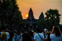 An Event (Arbron) Tags: asia2015 mainwalkway cambodia centraltower angkorwat siemreap temple  krongsiemreap kh