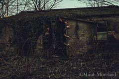 Nightmare (micahmoreland) Tags: house abandoned film strange mystery movie dead death costume scary funny mood moody hand arms zombie surrealism dream surreal cheeky creepy mysterious horror undead isolation nightmare disturbing derelict atmopsheric horrorsurrealism