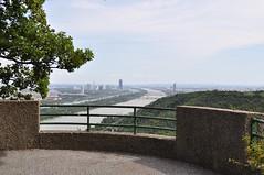 sDSC_0092 (L.Karnas) Tags: wien vienna wiede    viena vienne sommer summer 2016 leopoldsberg aussichtspunkt nasenweg panorama