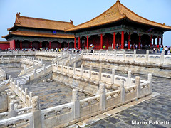 China: Beijing: Forbidden City (mariofalcetti) Tags: cina china beijing pechino cittproibita forbiddencity monumento monuments