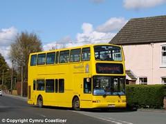 GHA Coaches X635 LLX (Cymru Coastliner) Tags: ghacoaches volvob7tl plaxtonpresident x635llx bus sandiway northwich cheshire metroline vpl135