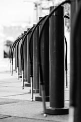 no bikes left (JayPiDee) Tags: dof flickrfotowalk220716lzbinderhafencity fotowalk hafen hafencity hamburg sigma sigma70300mmf456dgos sigma70300dgos bw flickrfotowalk harbor photowalk sw deutschland
