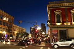 Market Street (So Cal Metro) Tags: sandiego gaslamp gaslampquarter streetview downtown