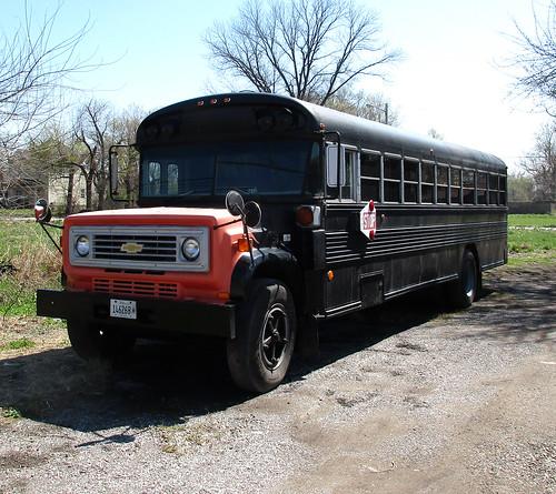 Chevrolet Work Bus