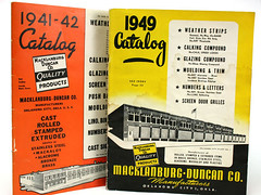old catalogs (M-D Building Products) Tags: md building products