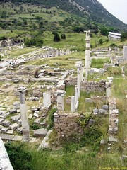 Ephesus_15_05_2008_19 (Juergen__S) Tags: ephesus turkey history alexanderthegreat paulua celcius library romans outdoor antiquity