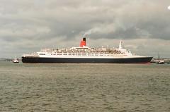 Queen Elizabeth 2 - 158-23 (Captain Martini) Tags: mvmonalisa cruiseships liners cunard qe2 rmsqueenelizabeth2 cruise cruising
