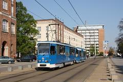 RSAG Rostock T6A2 710+852 (geschi1987) Tags: langestrase strasenbahn tram rostock