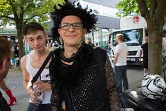 CSD Parade Saarbrücken 2016 (Añelo de la Krotsche) Tags: csd csdparade christopherstreetday saarbrücken saarlorluxcsd2016 gay lesbian bi trans travesty queer pride gaypride