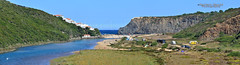 Odeceixe - Foz da Ribeira de Seixe (Jos M. F. Almeida) Tags: odeceixe portugal algarve costa vicentina foz da ribeira de seixe
