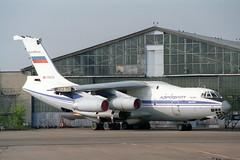 RA-76515 Ilyushin IL-76T Aeroflot (pslg05896) Tags: bka uubb bykovo moscow russia ra76515 ilyushin il76 aeroflot krasair