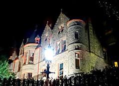 A cool night in Narnia (McArdle's5) Tags: nightphotography light night belfast narnia northernireland cslewis lanyon belfastcastle northbelfast belfastcitycouncil sircharleslanyon belfastparks belfastphotography
