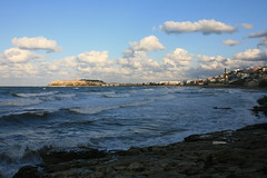 Rethymno (klentosharry) Tags: travel sea landscape crete rethymno