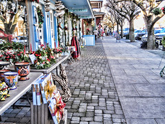 Main Avenue Shops (gaila3) Tags: christmas shops housetour 2014 oceangrovenj mainave victoriantour