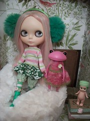A Pink and Green Weekend...