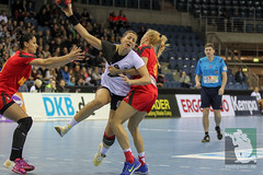 "EHF Damen Deutschland vs. Rumänien 29.11.2014 007.jpg • <a style=""font-size:0.8em;"" href=""http://www.flickr.com/photos/64442770@N03/15907119505/"" target=""_blank"">View on Flickr</a>"