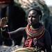 El Molo Woman, Lake Turkana, Kenya