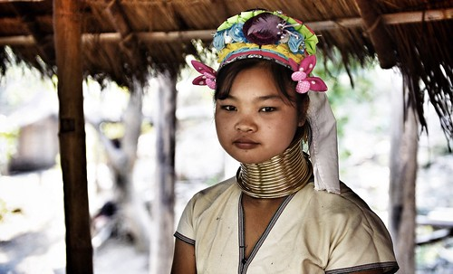 Karen Tribe, Chiang Mai