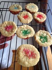 Vegan gluten-free (artnoose) Tags: birthday cupcakes vegan sprinkles gf glutenfree
