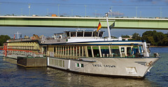 Swiss Crown (9) (Rolf H.) Tags: cruise river ship swiss cologne kln crown rhine rhein schiff scylla rivercruiseship flusskreuzfahrtschiff flusskreuzfahrt fluskreuzfahrtschiff fluskreuzfahrt kabinenfahrgastschiff