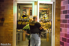 Chicago Ridge Mall - 12-27-2014 - riot? (RickDrew) Tags: chicago mall illinois fight december police il ridge 12 squad officers 2014 ript
