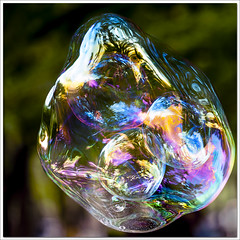 CMYK (Osakesan Tanaka) Tags: park iris colors japan soap nikon bubble huge rgb cmyk 3000v120f d700 lensid162