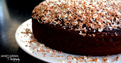 A Slice of Heaven (janet_grimaphotography) Tags: birthday cooking cake photography baking yummy baker yum chocolate