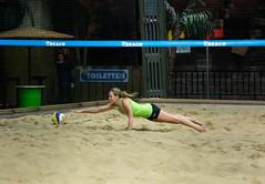PC273264 (roel.ubels) Tags: beach sport beachvolleyball volleyball aalsmeer volleybal thebeach nk 2014 beachvolleybal topsport kwalificatie