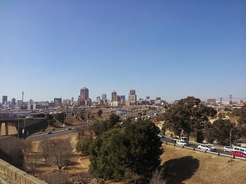 Johannesbourg, Afrique du Sud