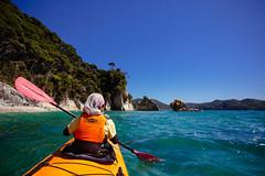 Abel Tasman National Park (dataichi) Tags: park new travel tourism nature landscape outdoors kayak outdoor canoe zealand national destination wilderness tasman able