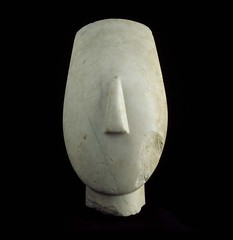 Idole cycladique -Type de Spedos 1 - Cycladique ancien II - 2700-2300 (M. Agrippa) Tags: cyclades idole