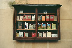 (Espeluztacular) Tags: books toledo antiguo
