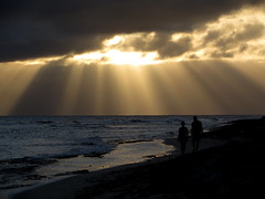Light from heaven (s_andreja) Tags: sun france island heaven caribbean rays guadeloupe saintfrancois