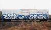 begr - enron (timetomakethepasta) Tags: train graffiti freight reefer enron armn begr