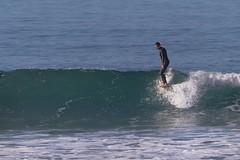 image (CowanPhotog) Tags: ocean california county old sea man water point san break pacific surfer north diego surfing hwy southern sd 101 longboard ten hang encinitas swamis 760