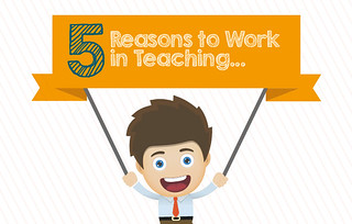 5 Reasons to Work in Teaching