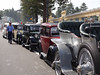 Line-up (Home Land & Sea) Tags: newzealand cars vintage nz napier pointshoot sonycybershot hawkesbay 2015 artdecoweekend homelandsea dschx100v