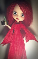 Blythe-a-Day February#11: Inventors' Day: Rhiannon