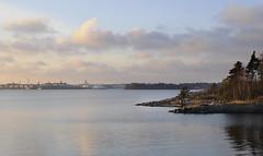 Helsinki (smerikal) Tags: scenery maisema merimaisema 2014syksy