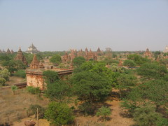 Bagan Plains Skyline