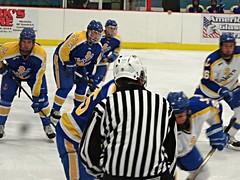 Laker Blue-White Game (MichaelDavid94) Tags: lakers lssu wcha lakesuperiorstate lakerhockey