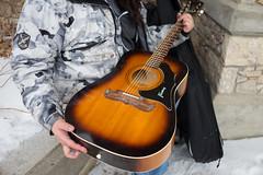 impulse buy (www.brandon-white.com) Tags: old music canada art 35mm vintage nikon guitar song unique nikkor jam framus d610 f18g