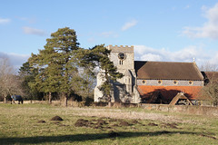 St Mary's Church, Streatley (Neil Pulling) Tags: uk england church thames berkshire riverthames goring streatley thamesvalley goringandstreatley goringgap stmaryschurchstreatley
