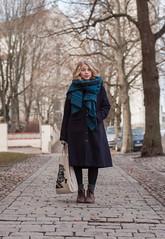 S IV (Faanatar) Tags: she street winter portrait woman girl canon suomi finland 50mm photo spring turku pic gata martti rate bo 500d 2015 muotokuva katu valokuva tytt nainen