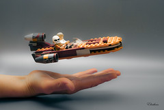 Levitation (pixlilli) Tags: toys starwars lego nat94